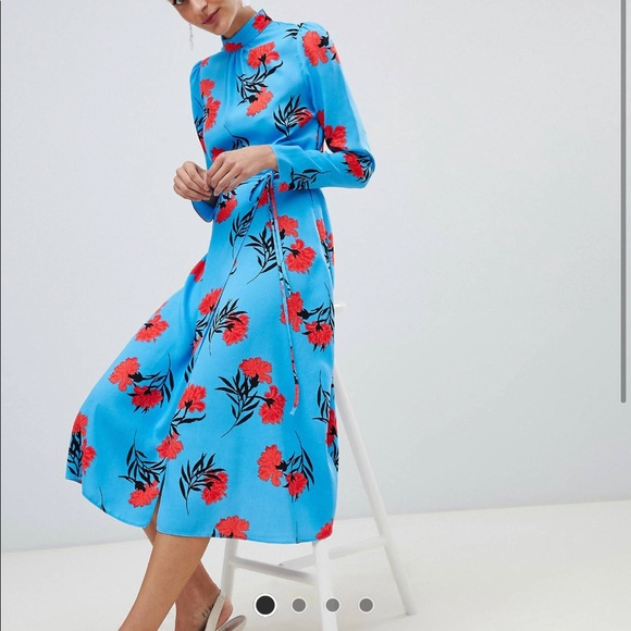 2 Asos Dresses sz 4 - NWT and NWOT